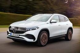 Mercedes-Benz EQA (2020)