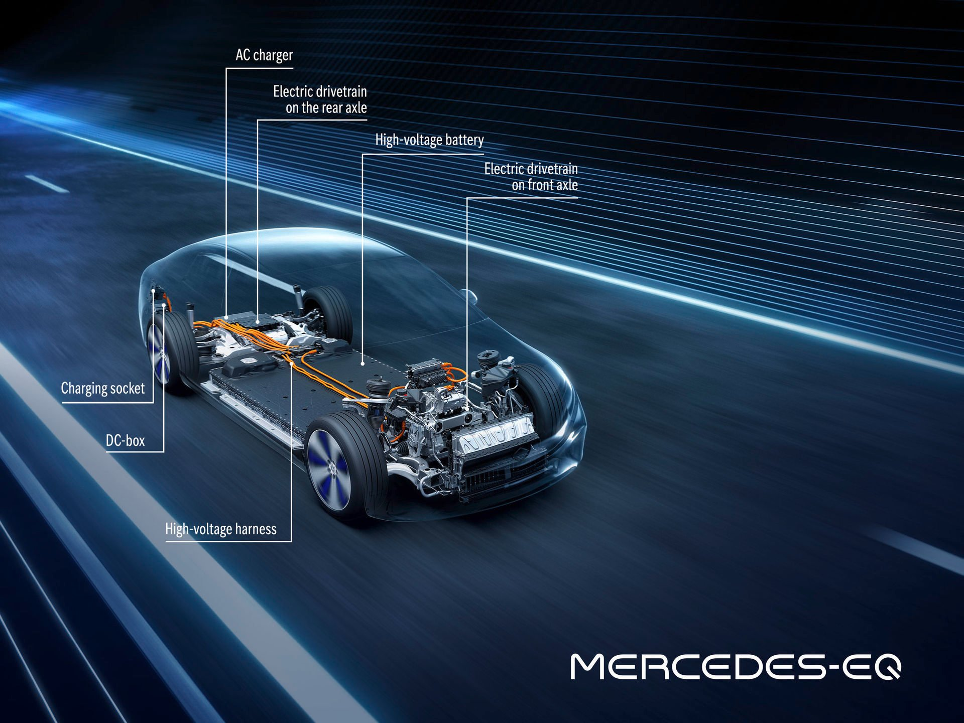 Mercedes-Benz EQS