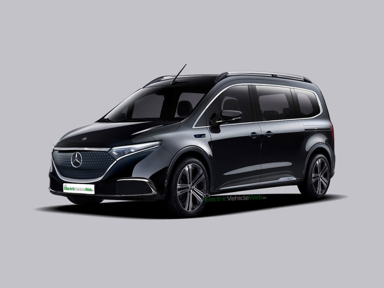 Mercedes-Benz EQT a jeho možná sériová podoba