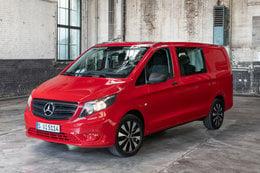 Mercedes-Benz eVito Tourer (2020)