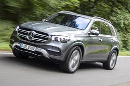Mercedes-Benz GLE 350de (2019)