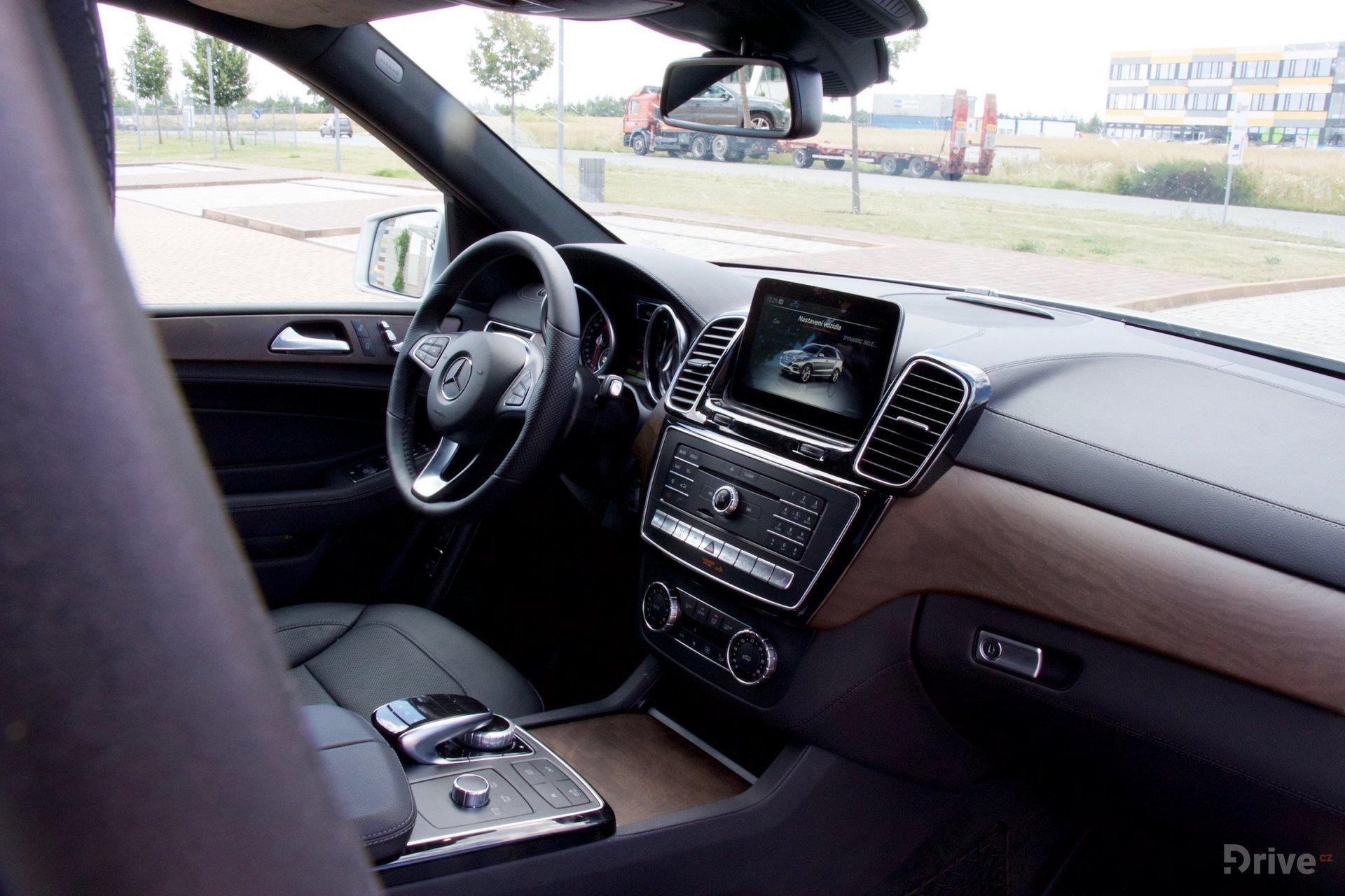 Mercedes-Benz GLE 500 e