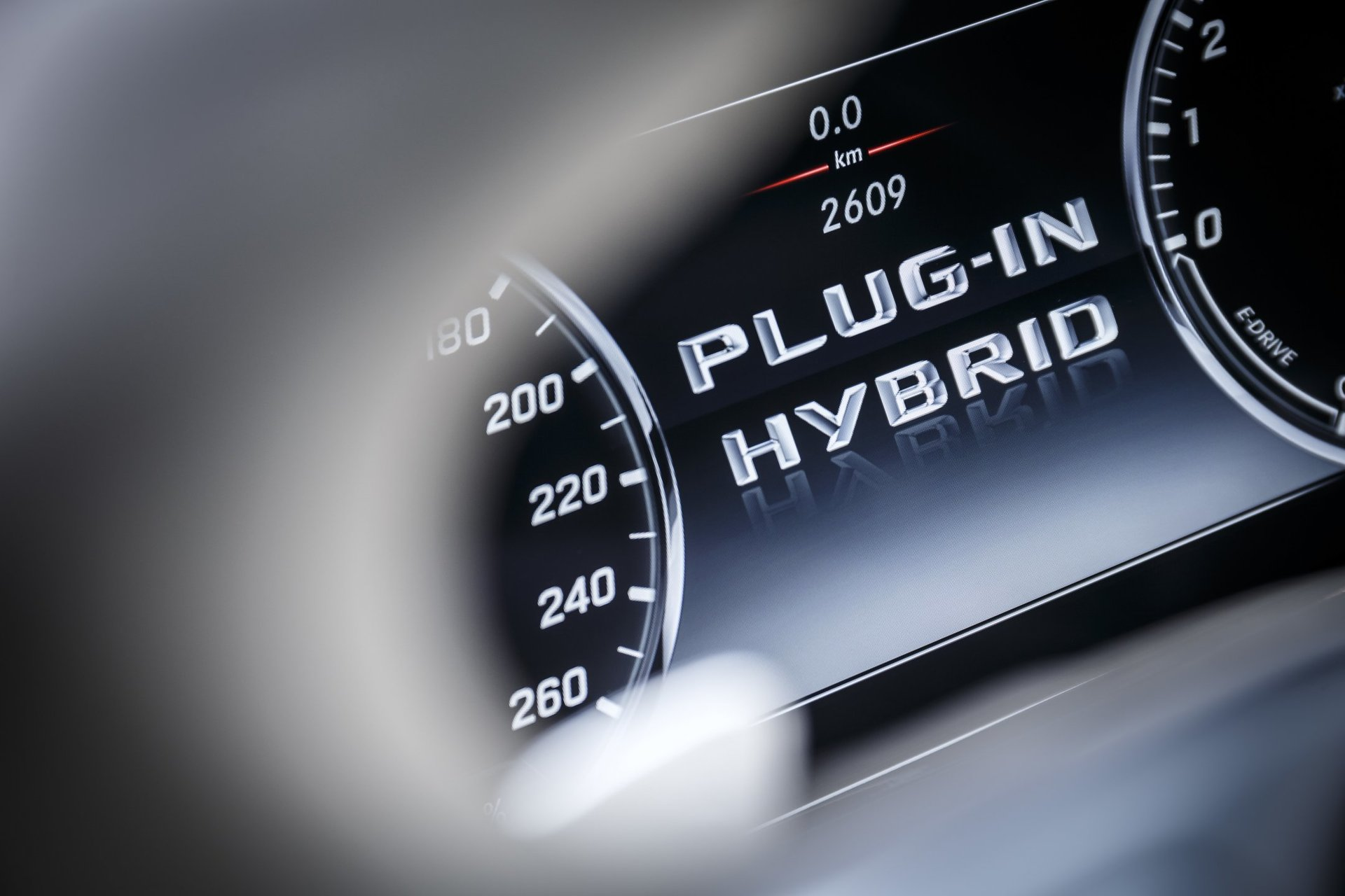 Mercedes-Benz S 500 Plug-in Hybrid (2014)