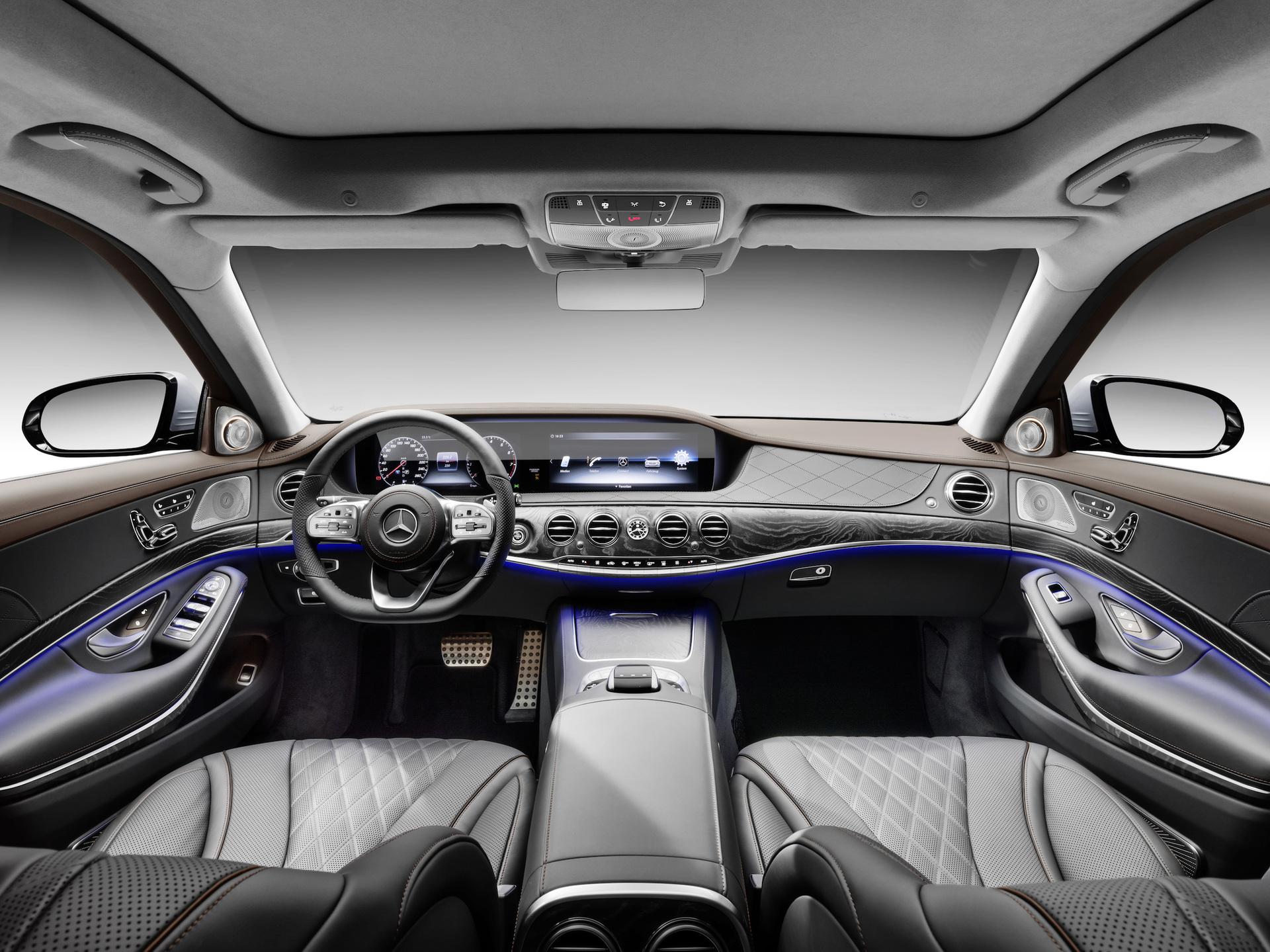 Mercedes-Benz třídy S