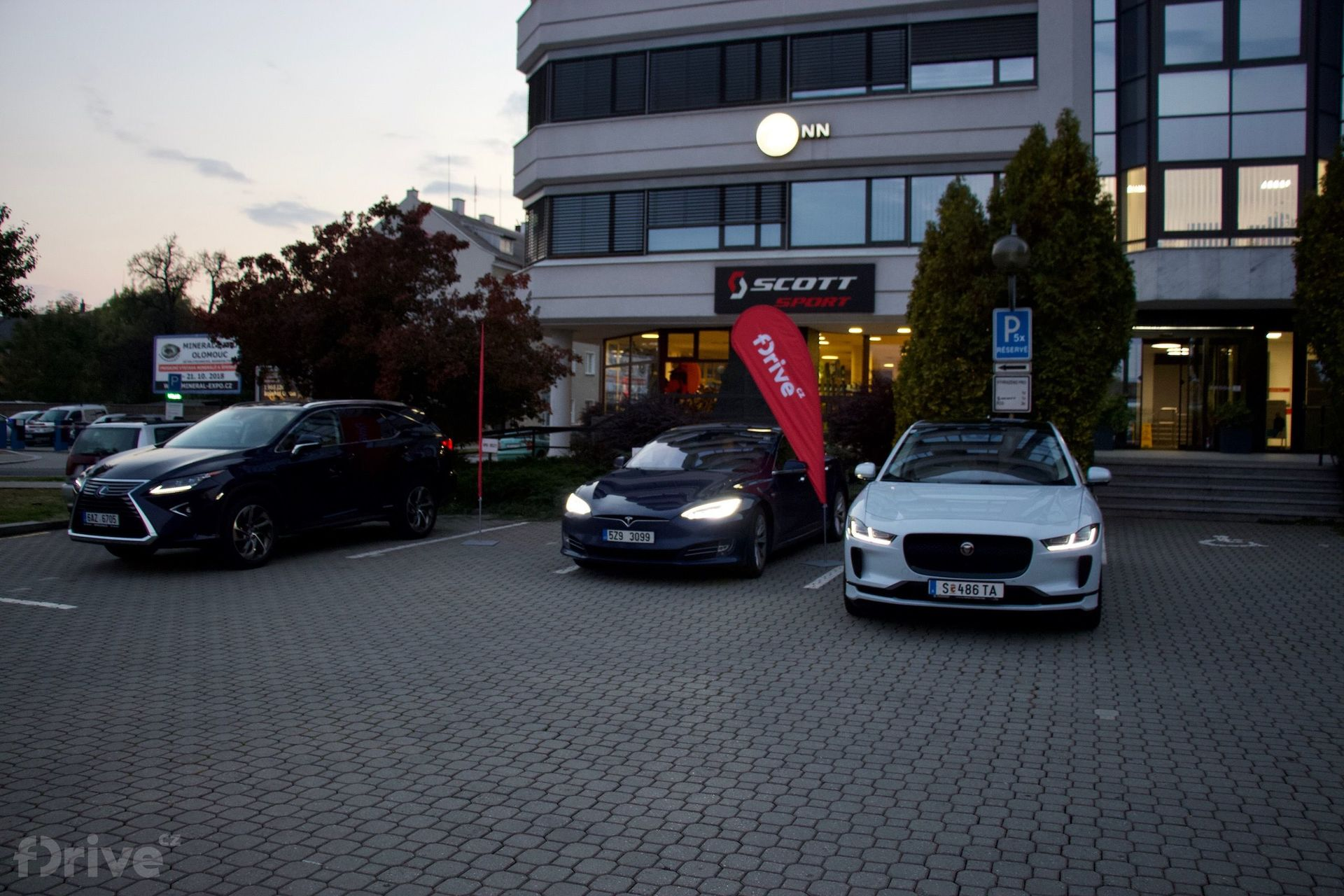 MobileDrink Olomouc