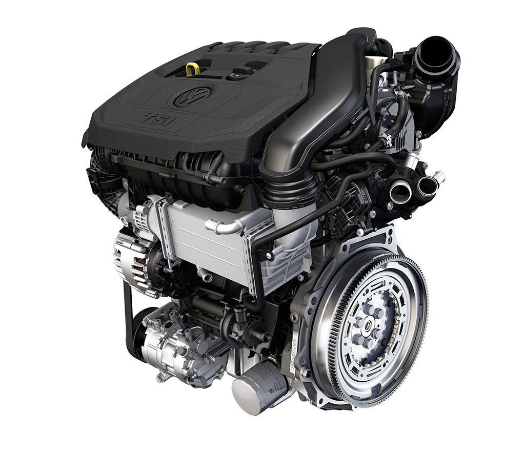 Motor 1,5 TSI ACT Bluemotion