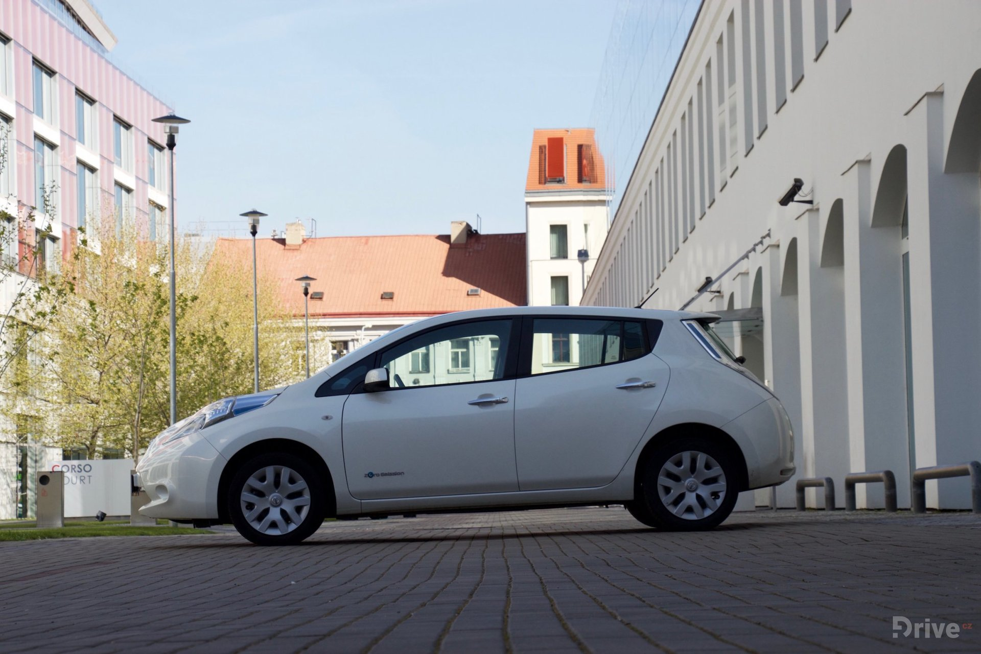 Nissan Leaf (2014)