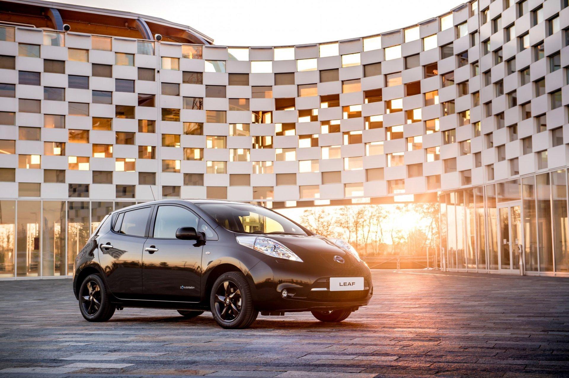 Nissan Leaf (2016)