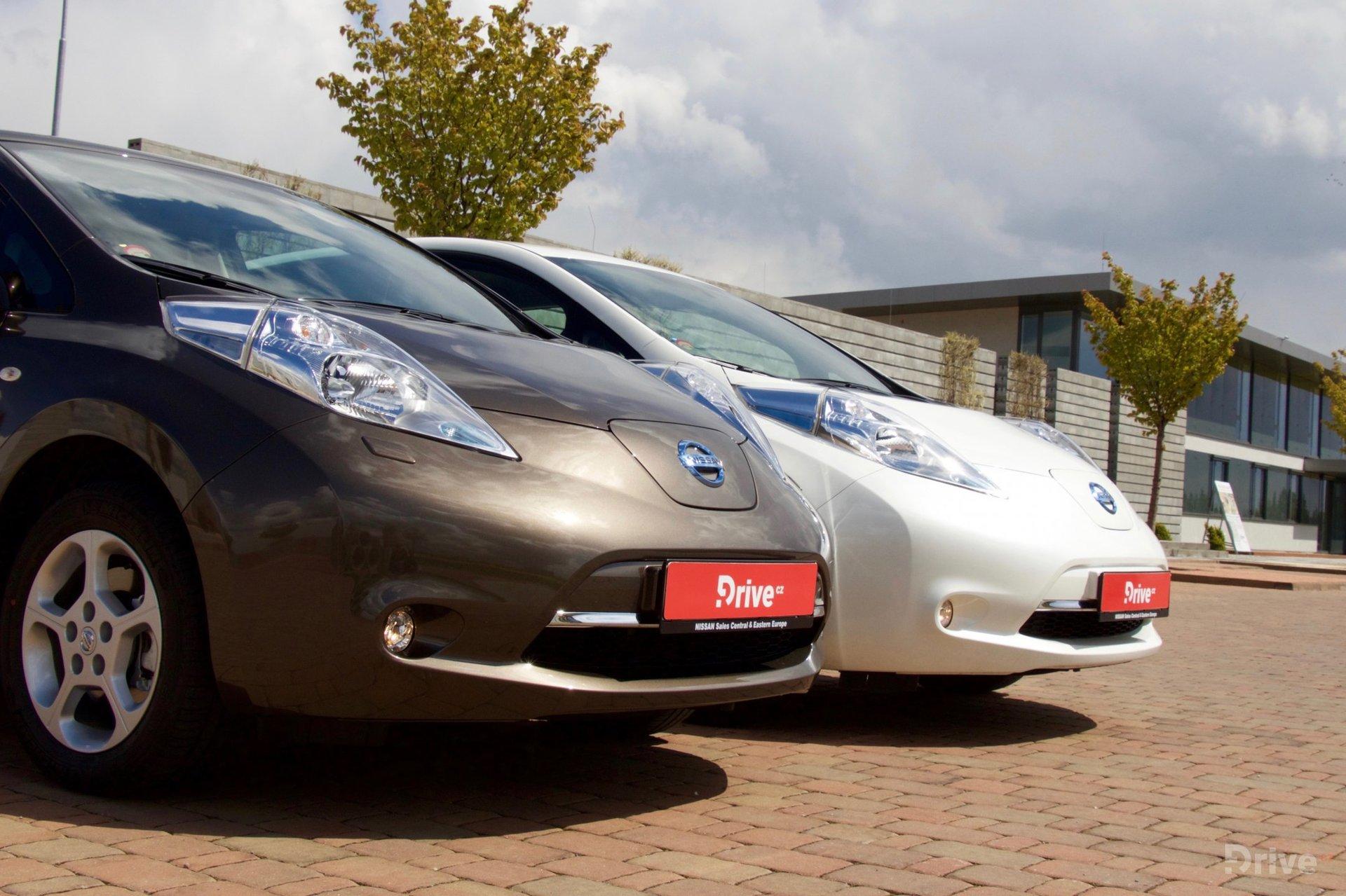 Nissan Leaf 30 kWh vs Leaf 24 kWh