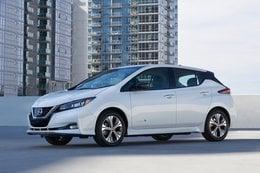 Nissan Leaf e+ (2019)