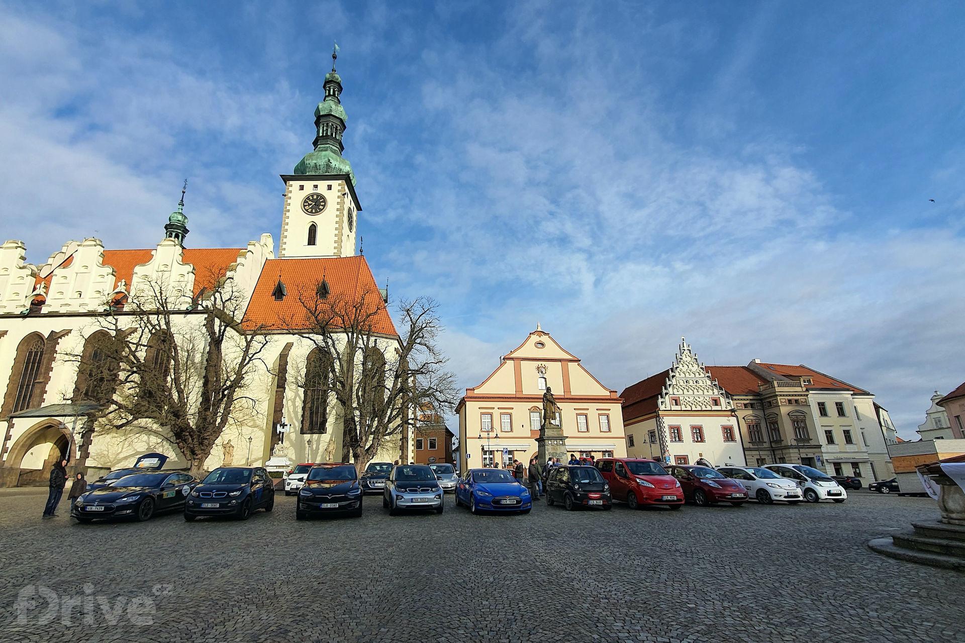 Rallye Česká Sibiř