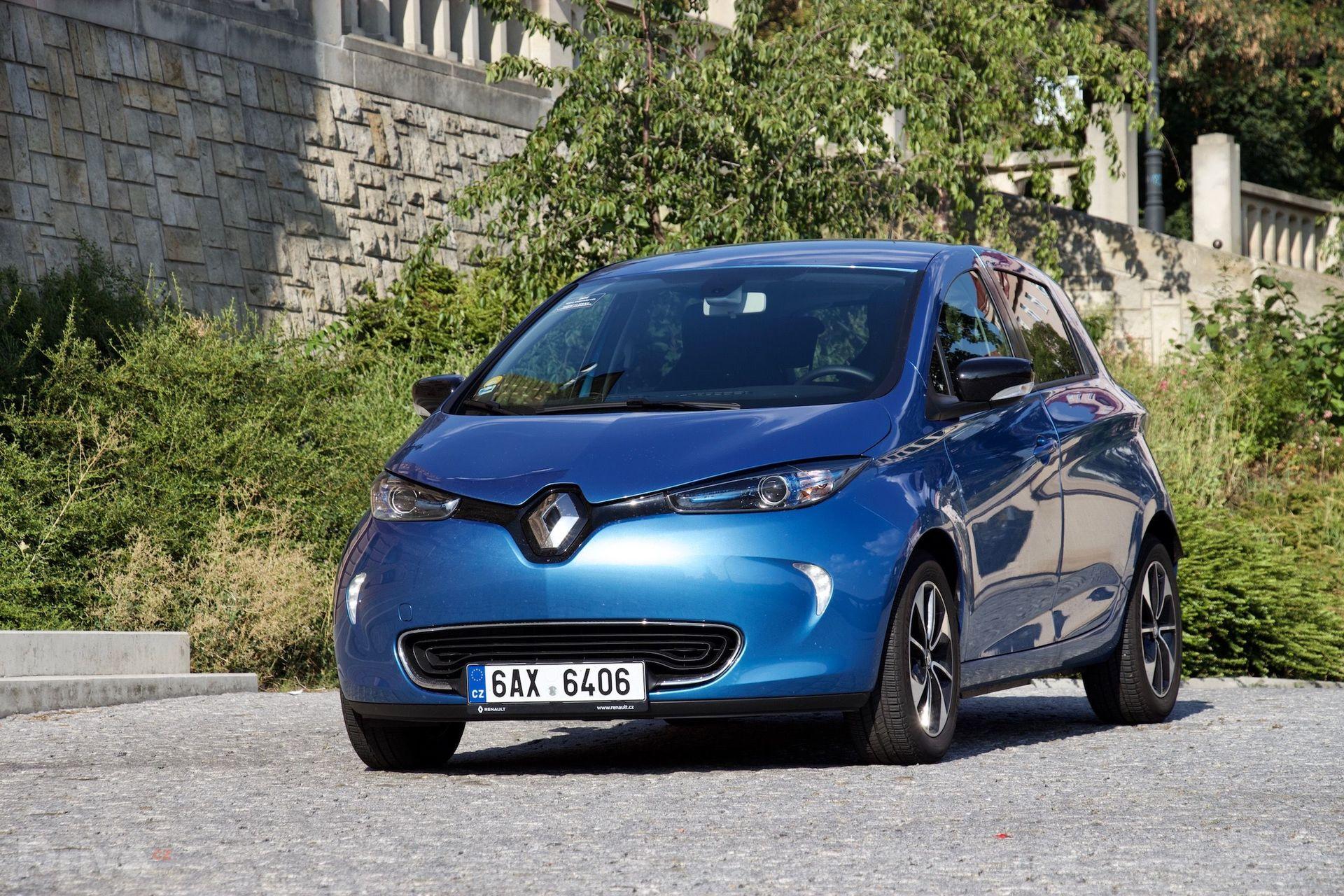 Renault Zoe (2018)