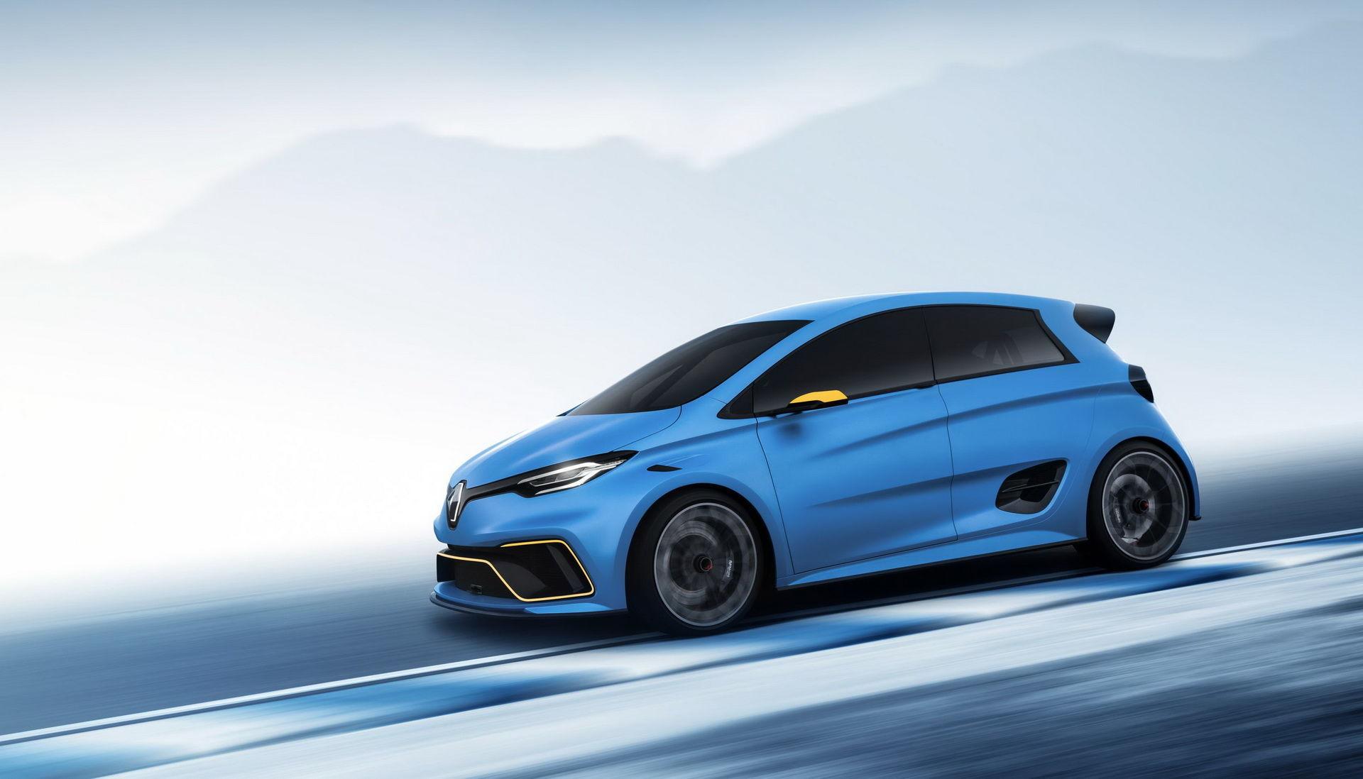 Renault ZOE sport concept