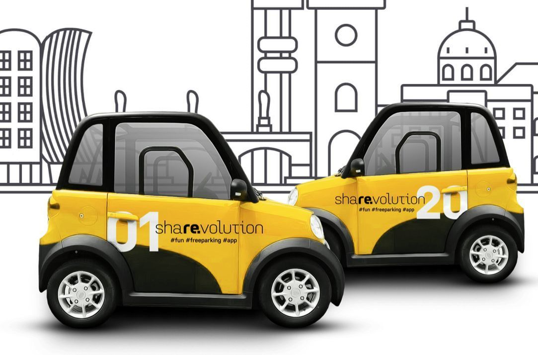 Re.volt Carsharing
