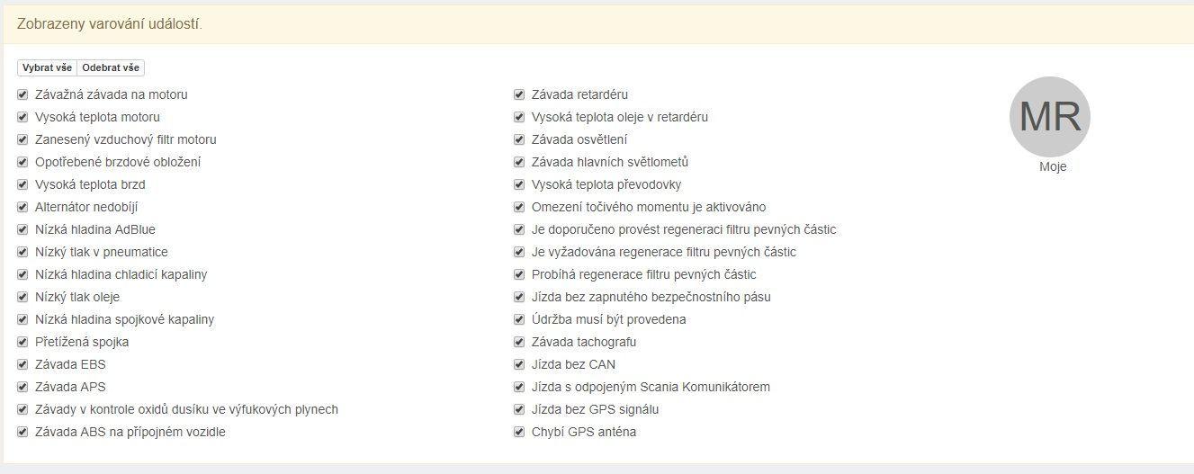 Scania Fleet Management Portal