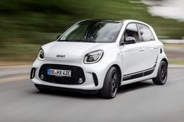 smart forfour (2020)