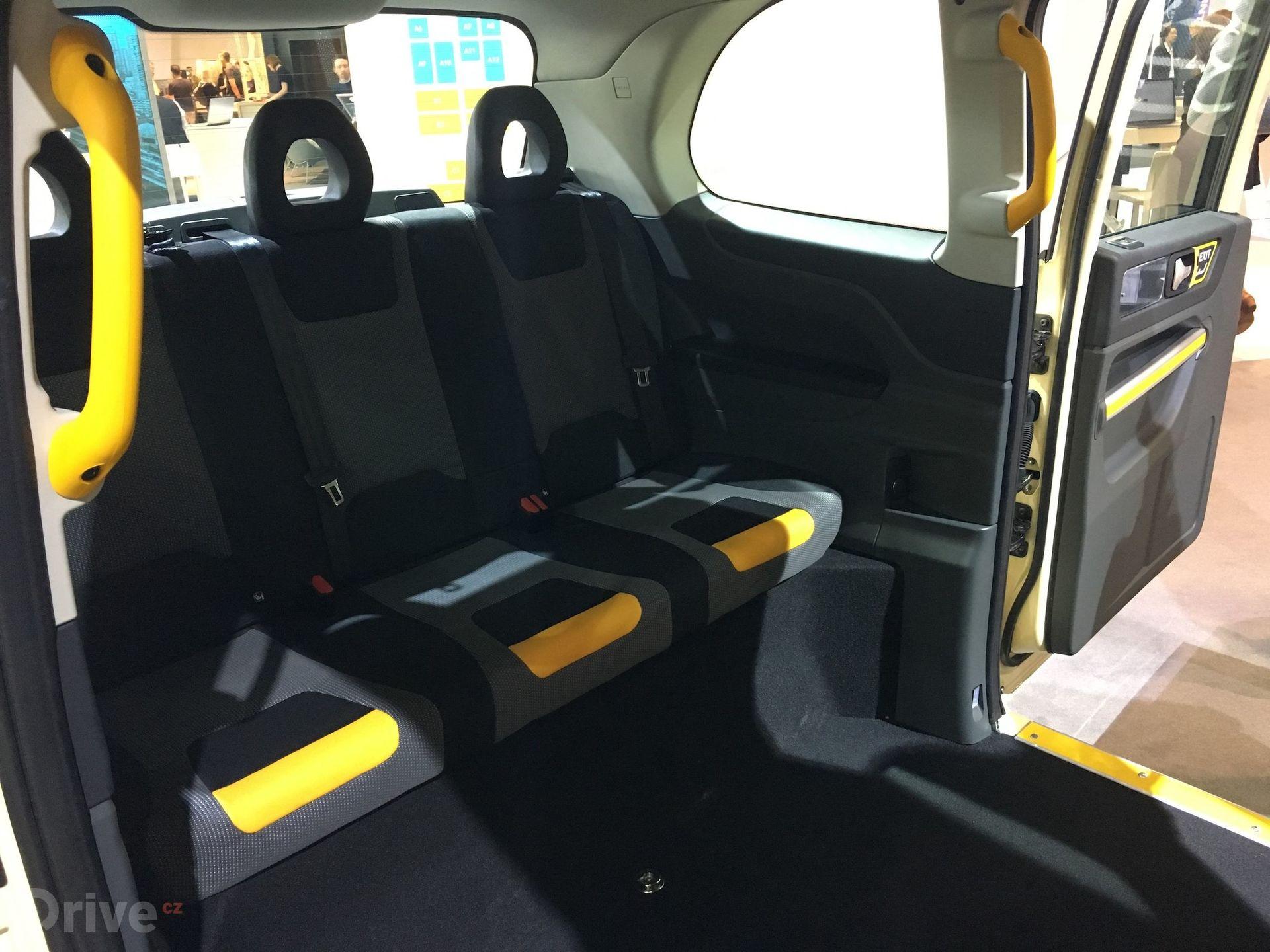 Taxi od London EV Company