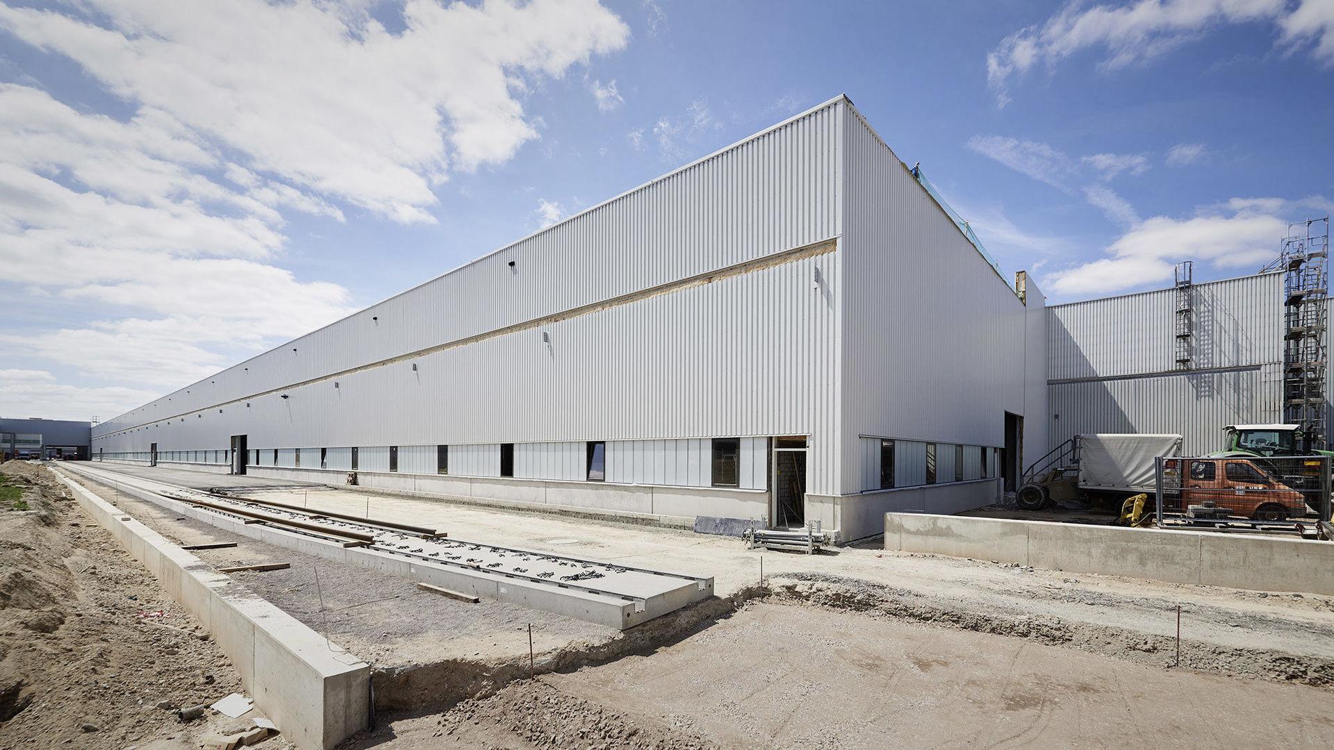 Továrna Volkswagen Cvikov