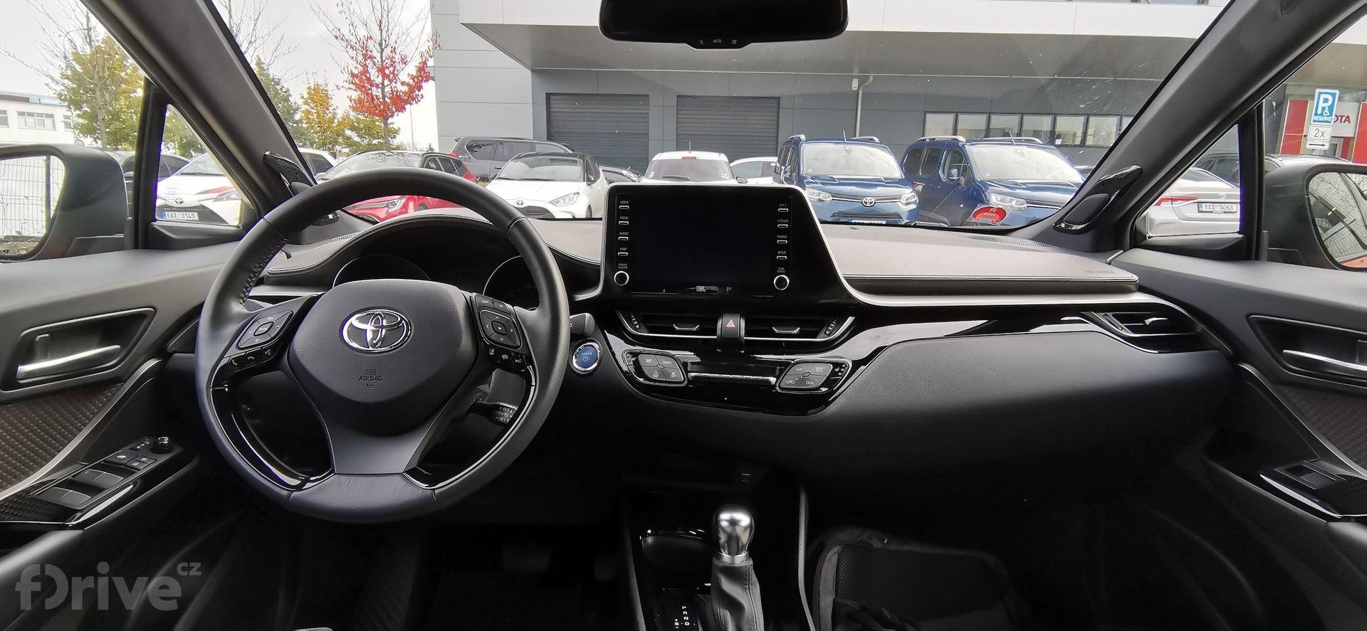 Toyota C-HR (2019)