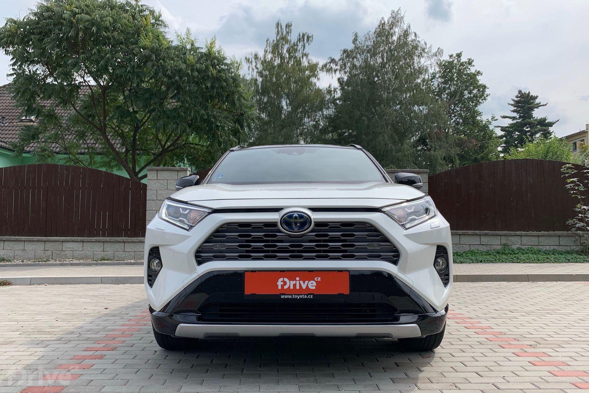 Toyota RAV4 Hybrid (2019)