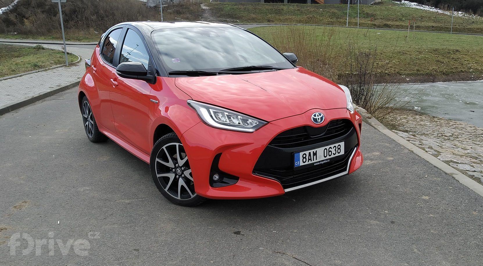 Toyota Yaris 1.5 Hybrid (2020)