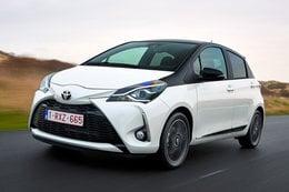 Toyota Yaris Hybrid (2017)