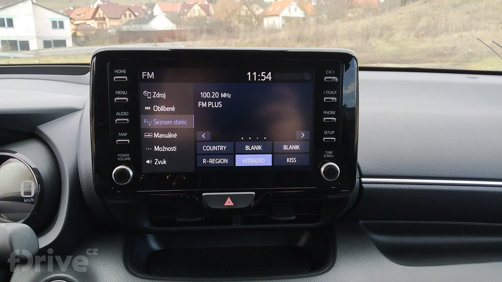 Toyota Yaris Hybrid (2020)