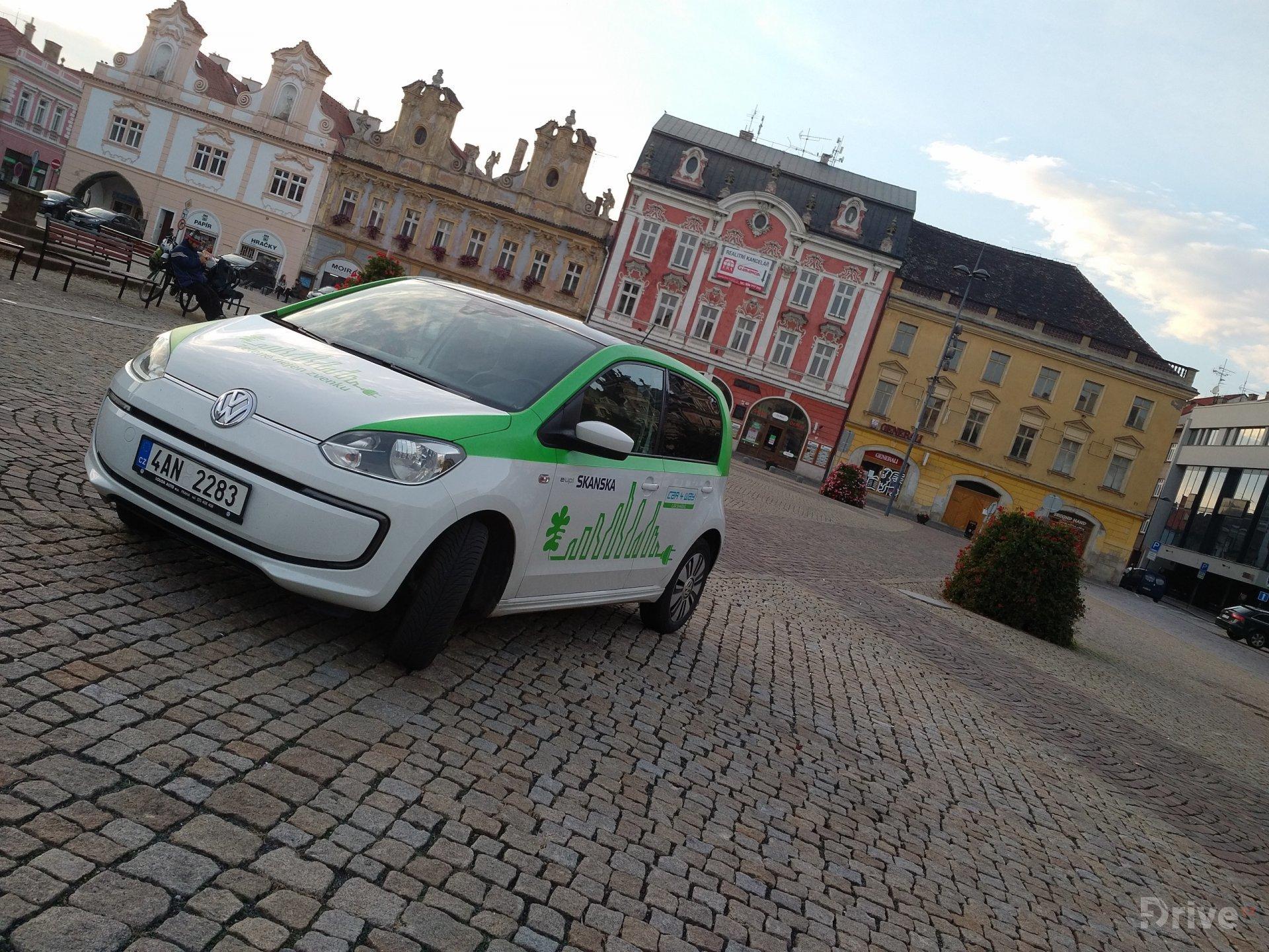 Volkswagen e-up! (2013)