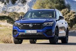 Volkswagen Touareg R (2020)
