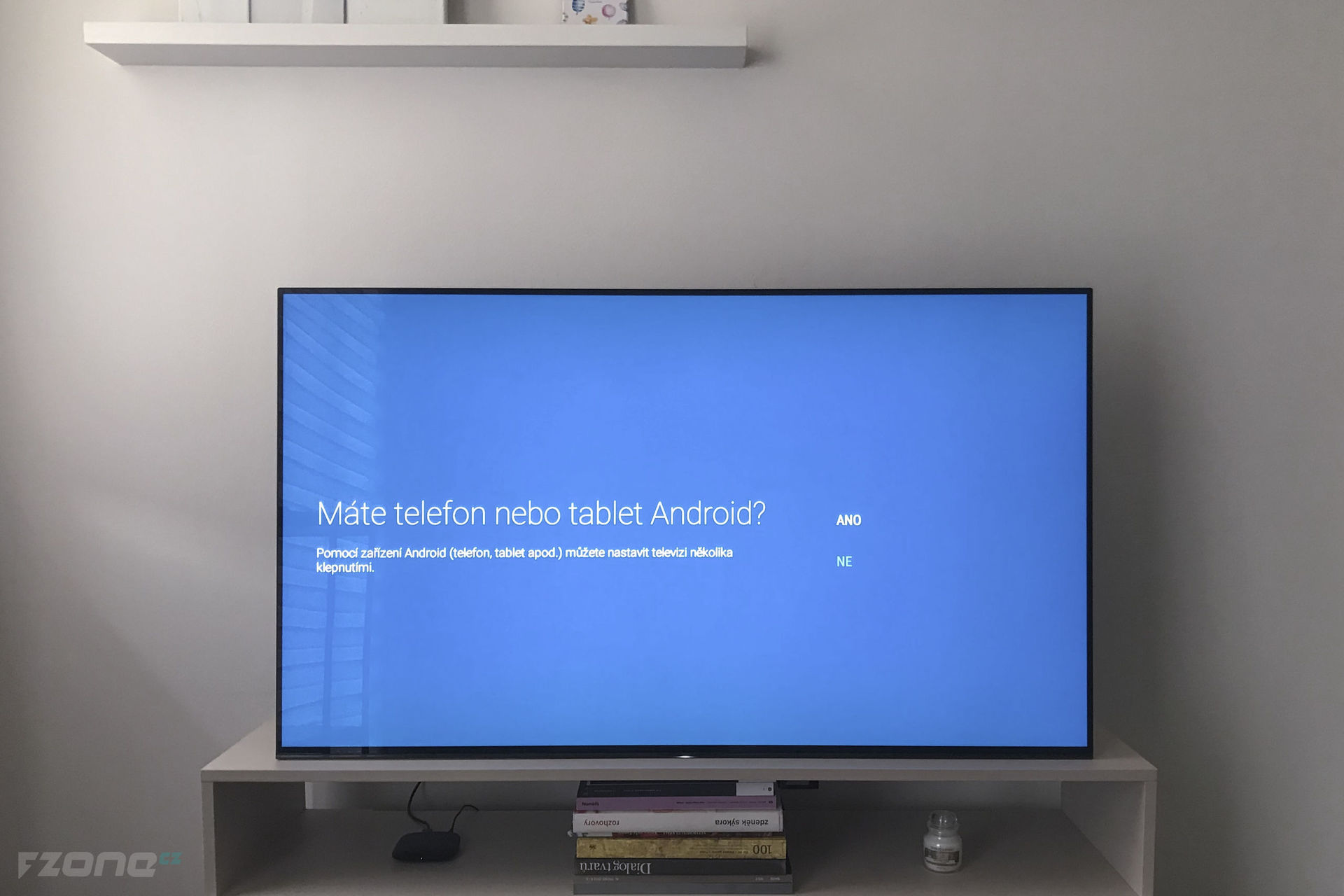 Android TV Sony Bravia A1