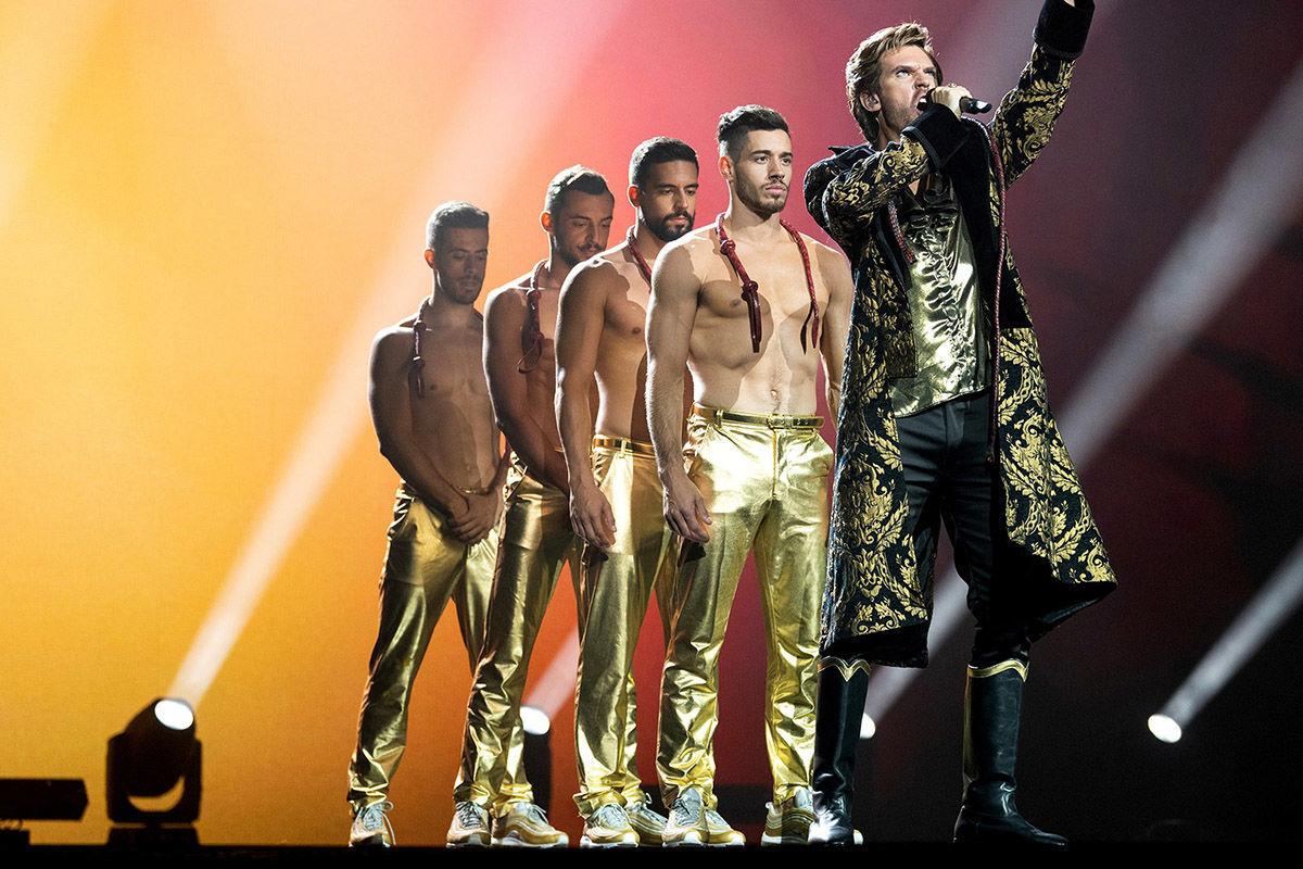 Eurovize: Příběh skupiny Fire Saga (Eurovision Song Contest: The Story of Fire Saga)