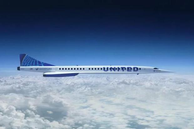 Nadzvuková letadla se vrací na oblohu! Aerolinka United Airlines jich brzy bude mít 15