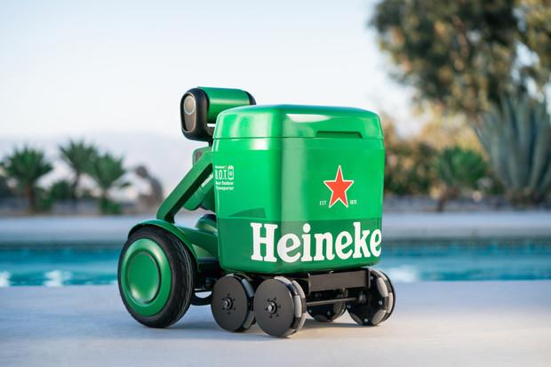 Heineken BOT je skvělý společník pro letní večírky