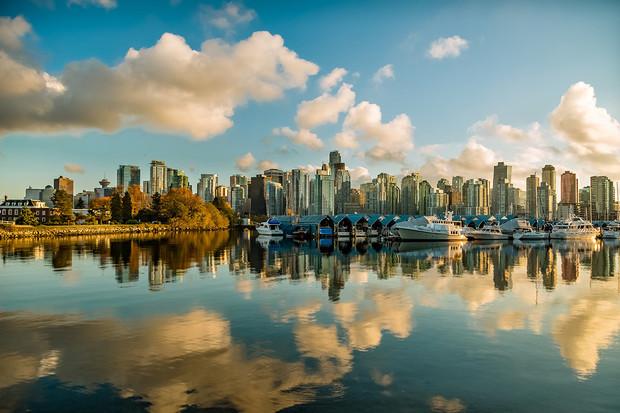 Obyvatelé Kanady pociťují dopady globálního oteplování