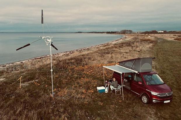 Tuto větrnou turbínu si postavíte sami za 15 minut