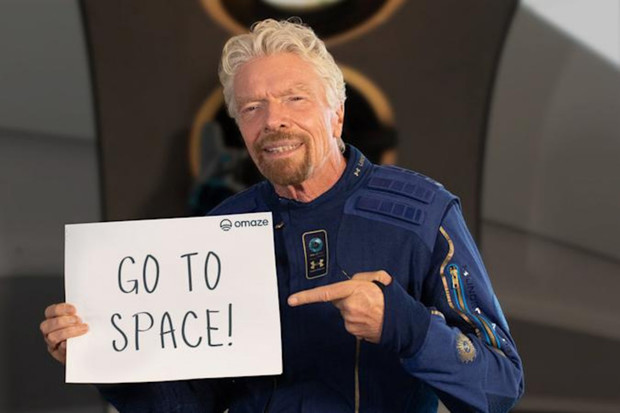 Chcete letět do vesmíru? S Virgin Galactic se vám může tento sen splnit
