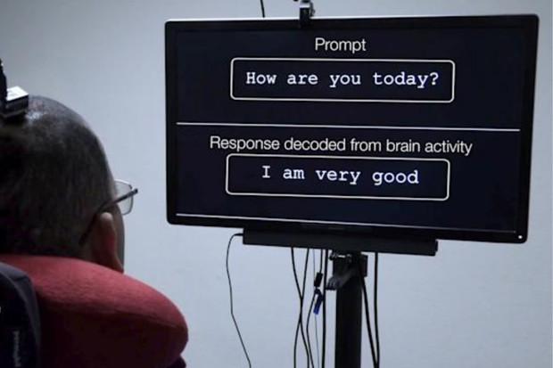 Nová technologie umožňuje lidem s poruchou řeči lépe komunikovat