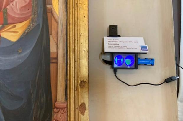 Který obraz je nejoblíbenější? Italská muzea mají díky kamerám přehled