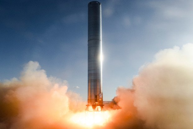 Statický zážeh prvního stupně Super Heavy byl úspěšný