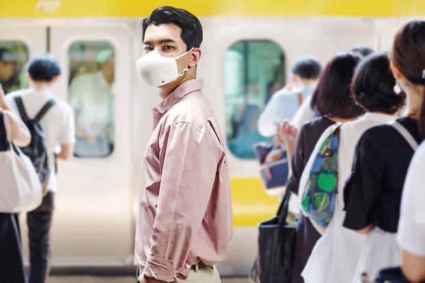 LG uvede na trh další chytrý respirátor