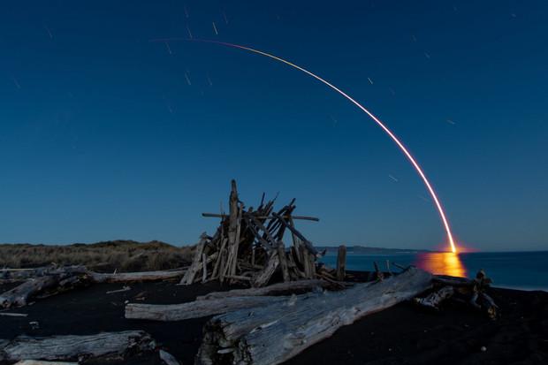 Společnost Rocket Lab vynesla do vesmíru satelit Vesmírné síly Spojených států