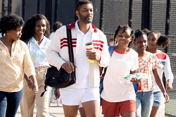 Will Smith si v novém dramatu zahraje otce sester Williamsových