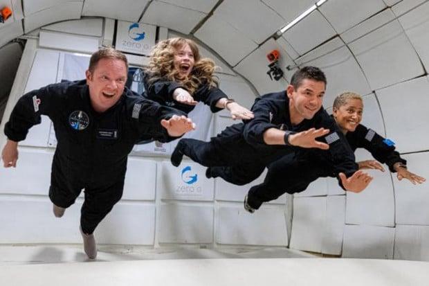 Chcete vědět, jak vypadá první civilní mise Inspiration4? Netflix vám to ukáže