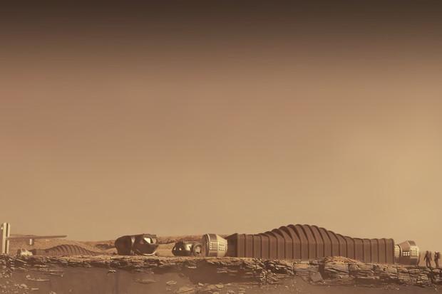 Máte volný rok? NASA hledá zájemce, kteří budou testovat obydlí pro Mars