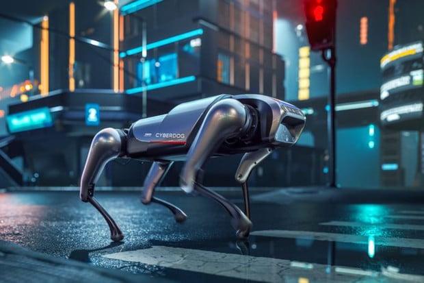 Xiaomi přichází na trh s robotickým psem