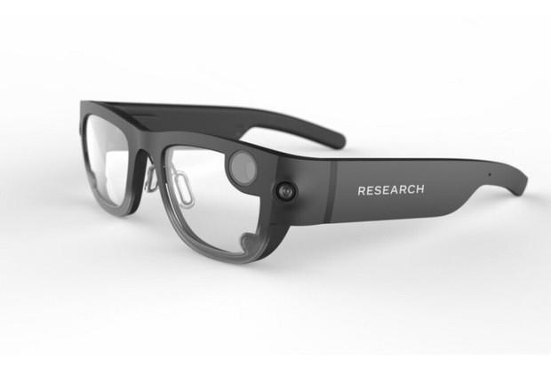 Prototyp chytrých brýlí od Facebooku funguje jako diktafon vsazený do obrouček