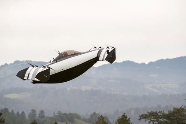 Létající auto BlackFly je na prodej. Jeho cena je ale neznámá