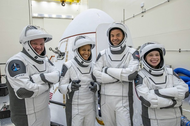 Civilní mise Inspiration4 použije na vesmírné experimenty produkty Apple