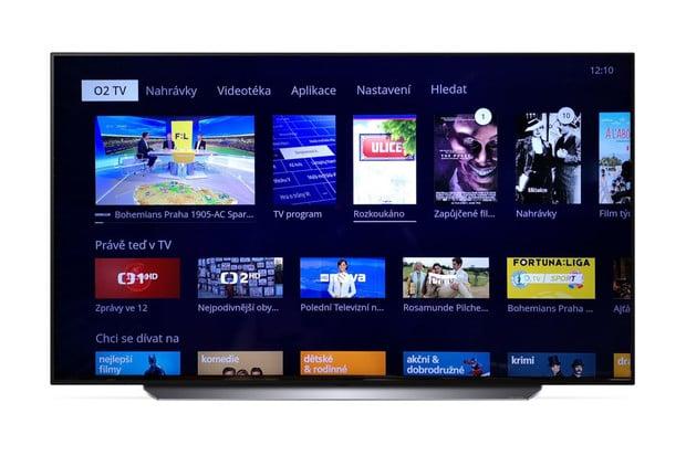 Aplikace O2 TV míří na chytré televize LG. Kdy se konečně dočká i Android?