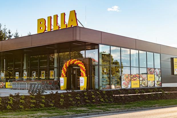 Obchodní řetězec Billa spustí v příštím roce vlastní e-shop